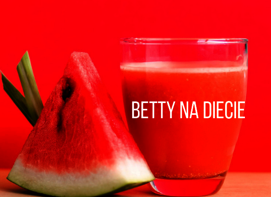 Betty na diecie